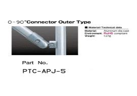 0-90°Connector Outer Type PTC-APJ-5
