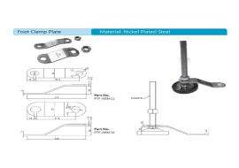 Foot Clamp Plate