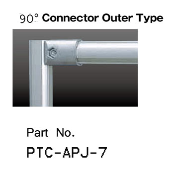 90°Connector Outer Type PTC-APJ-7