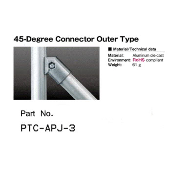 45°Connector Outer Type
