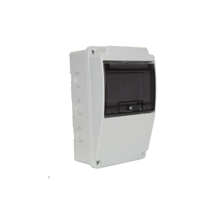 3318-000-0000 - 130x220 Combination Box (1x6)(IP66)