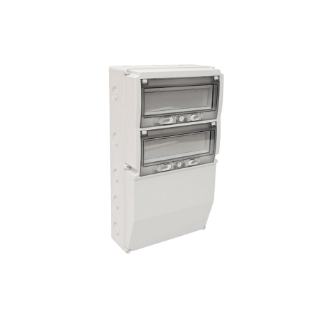 3321-000-0000 - 300x540 Combination Box (2x13)(IP66)